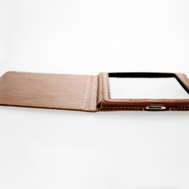 visvim - iPad Leather Case