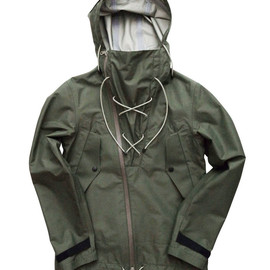 MINOTAUR - WATERPROOF 3LAYER DECK PARKA