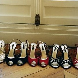 Louis Vuitton - Sofia Coppola and Louis Vuitton Collection - Shoes