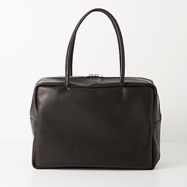 MORMYRUS - MORMYRUS GLOSS LEATHER TOTE