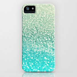 Society6 - GATSBY MINT iPhone & iPod Case