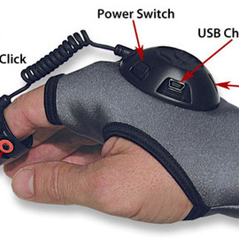 Bellco Ventures - グローブ型エアマウス Ion Wireless Air Mouse Glove