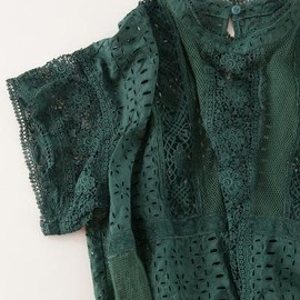 mother - VICTORIA BLOUSE