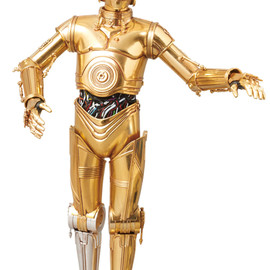 MEDICOM TOY - REAL ACTION HEROES・RAH C-3PO