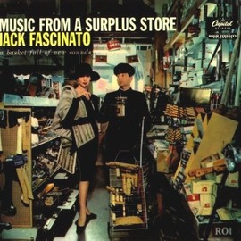 Jack Fasciato - MUSIC FROM A SURPLUS STORE