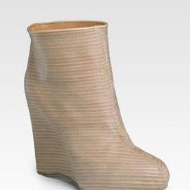Maison Martin Margiela - Ankle Wedge Boot
