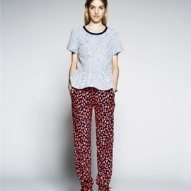 SEA NEW YORK - 2013/RESORT■Sea NY■Sea NY Leopard Pants 1