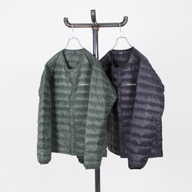 mont-bell - round neck jacket
