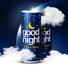 good night drink 'n' dream