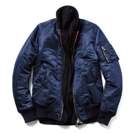 uniform experiment - uniform experiment Reversible MA-1 Blouson