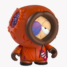 Kidrobot - Dead Kenny Mini Figure