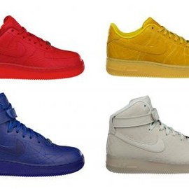 Nike - NIKE AIR FORCE 1 CITY PACK