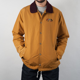 SON OF THE CHEESE - 60/40 SKATE JKT (MASTARD)