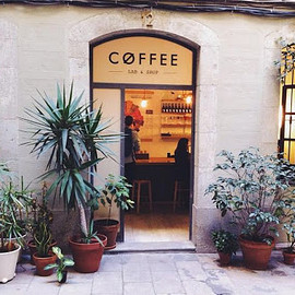 Barcelona - Nomad coffee production