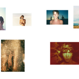 the world of agnes b. / point d'ironie - no.49  RYAN McGINLEY