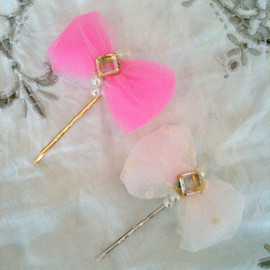 SOWA palpitate - Hair Pin