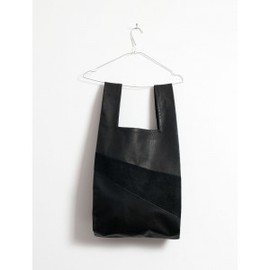 SUSAN BIJL - shoppingbag leather