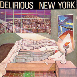 "Rem Koolhaas - ""Delirious New York"" 1st Edition, 1978"