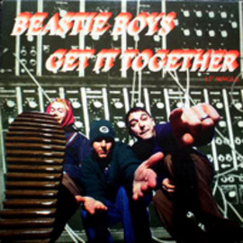 BEASTIE BOYS - GET IT TOGETHER / CAPITOL