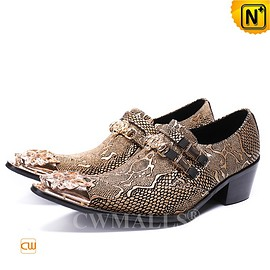 CWMALLS - Haute Couture Men Leather Dress Shoes CW708211 | CWMALLS.COM