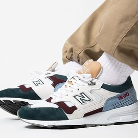 New Balance - M1530BWT - White/Teal