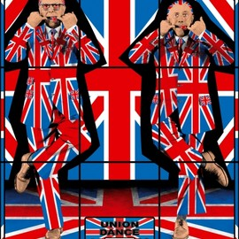 GIlbert and George - union