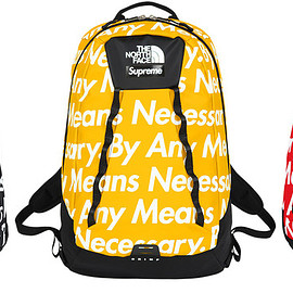 Supreme, THE NORTH FACE - Base Camp Crimp Backpack