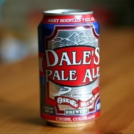Oskar Blues Brewery - Dale's Pale Ale