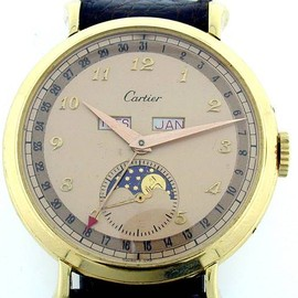 Cartier - moonphase