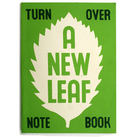 Sukie - Turn Over a New Leaf Journal