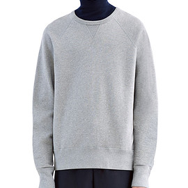 Acne Studios - 15AW Sweat Shirt College grey melange