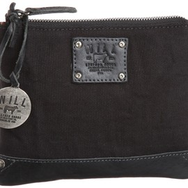WILL LEATHER GOODS - WATSON ZIP POUCH