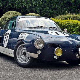 Volkswagen - Karmann Ghia_Dacon racing