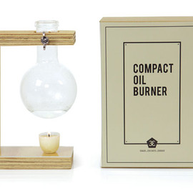 PAGE THIRTY THREE - COMPACT OIL BURNER