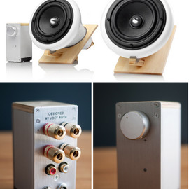 Joey Roth - Ceramic Speakers
