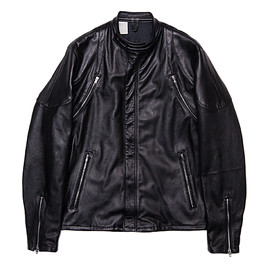 N.HOOLYWOOD - 952-LT02 pieces LEATHER BLOUSON