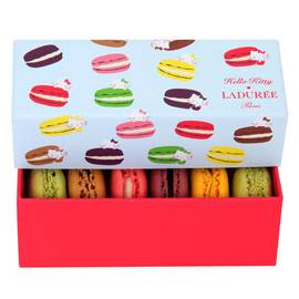 LADUREE - LADUREE & HELLO KITTY  macaron