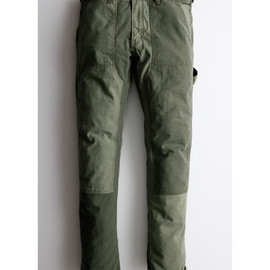 FDMTL - PAINTER PANTS (KHAKI)