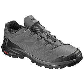 SALOMON X Ultra Mid GTX Black/Grey/Red