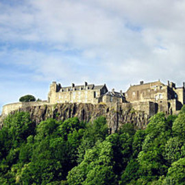 Scotland - Stirling Castle