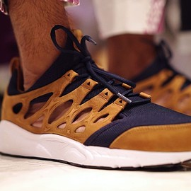 NIKE - Air Zoom Chalapuka - Brown/Navy?