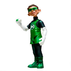 DC Direct - MAD Just-Us-League of Stupid Heroes Green Lantern Series 2 Figure