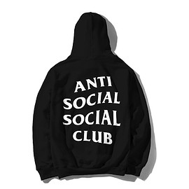 ANTI SOCIAL SOCIAL CLUB - Mind Games Hoodie