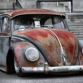 Volkswagen - Heavy Rusted Type-1 Beetle [ Zombie Bug ] 錆ビートル