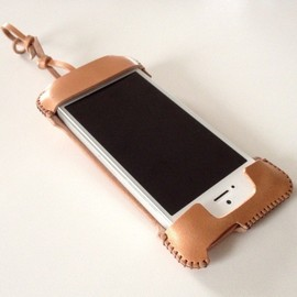 abicase - iPhone5 cawa jacket+