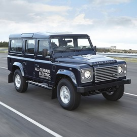 Land Rover - Electric Defender Research Vehicle