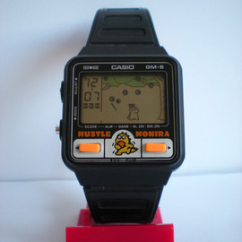 CASIO - CASIO GAME GM-5 HUSTLE MONIRA