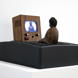 Nam June Paik - Enlightenment Compressed, 1994