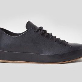 FEIT - HAND SEWN LOW NERO