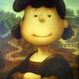 SNOOPY - The Mona Lucy